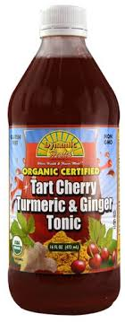 Dynamic Health Organic <b>Tart Cherry Turmeric &</b> Ginger Tonic -- 16 fl ...
