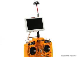 <b>5 inch</b> 800x480 5.8 GHz Little Pilot HD <b>FPV</b> Monitor with Mushroom ...
