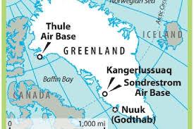 「1968 Thule Air Base B-52 crash」の画像検索結果