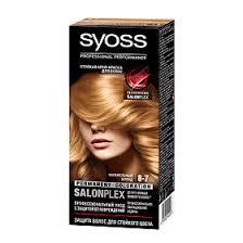 <b>SYOSS Color Краска</b> для волос, 8-7 карамельный блонд 115мл ...