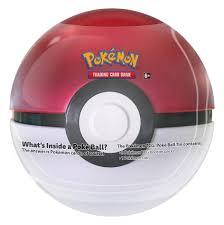 Pokemon TCG: <b>Poke Ball</b> Tin- Styles May Vary - Walmart.com ...