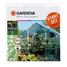 Комплект для <b>микрокапельного полива</b> в теплице Gardena купить ...