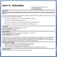 veterinary assistant resume examples veterinary technician resume examples