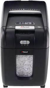 <b>Rexel Auto+ 200X</b> Document shredder Particle cut 4 x 40 mm 32 l ...