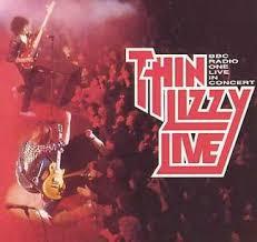 BBC Radio One <b>Live</b> in Concert (<b>Thin Lizzy</b> album) - Wikipedia
