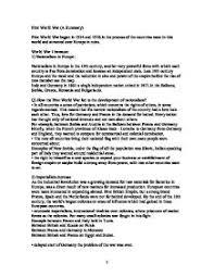 causes of world war  nationalism essay    homework helpcauses of world war  nationalism essay