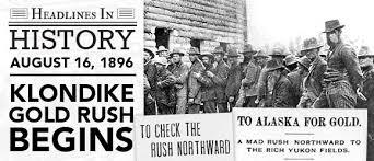 「Klondike Gold Rush」の画像検索結果