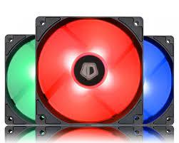 <b>Вентилятор</b> для корпуса <b>ID</b>-<b>Cooling XF</b>-<b>12025</b>-<b>RGB</b>-TRIO