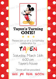 best images about colton s st birthday mickey 17 best images about colton s 1st birthday mickey mouse birthday invitations hungry caterpillar and first birthdays
