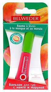 Belweder Жидкий <b>бальзам для губ</b> A <b>la</b> mangue et ... — купить по ...