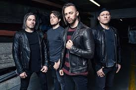 <b>Bullet For My Valentine</b> - Upstate Concert Hall