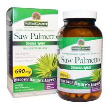 Natures Answer <b>Saw Palmetto Full</b> Spectru- Buy Online in Israel at ...