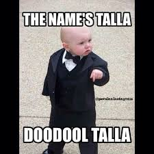 "Once a doodool talla, always a doodool talla"" -my Naneh. #persian ... via Relatably.com"