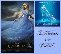the cinderellaevent interviews red carpet details the new cinderella movie is opening 13th and i have been invited to attend the cinderellaevent 28th 2nd i am sure you have heard