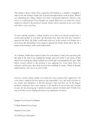 cover letter monster jobs cover letter college cover letter best for job seeker ideas student job seeking cover letter
