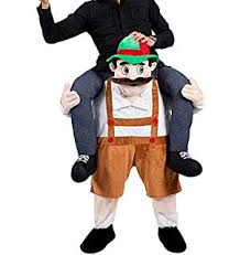 Novelty Carry Me Ride On Easter Mascot Costume ... - Amazon.com