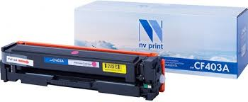 <b>Картридж NV Print</b> CF403A Пурпурный купить, сравнить цены и ...