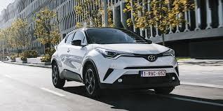 Купить Toyota C-HR в Москве, цена на все комплектации ...