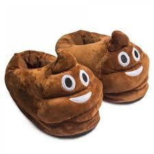 Домашние тапочки <b>Emoji</b> Mr. <b>Poo</b> купить в СПб