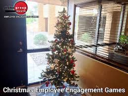 ways to encourage employee engagement games promogroup here s 10 christmas employee engagement activities at work