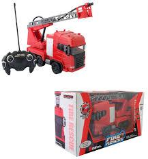 Игрушка <b>радиоуправляемая Пожарная машина</b> с водой HK ...