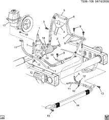 power steering hose replacement chevy trailblazer trailblazer click image for larger version powersteeringdiagram jpg views 8744 size