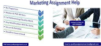 marketing assignment help by top uk experts quality assignment why us