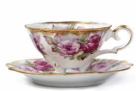 Image result for cup of tea vintage