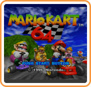 <b>Mario Kart 64</b> for Wii U - Nintendo Game Details