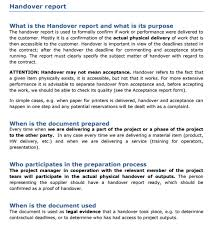 Employee Performance Report   letter of release template