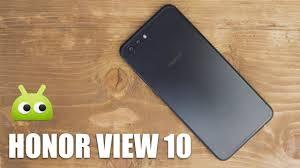 Полный обзор <b>Honor View</b> 10 - YouTube