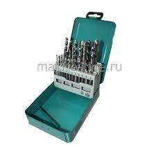 <b>Набор свёрл Makita</b> D-46202: цена, характеристики