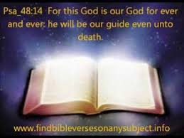 Bible Verses About Death - YouTube