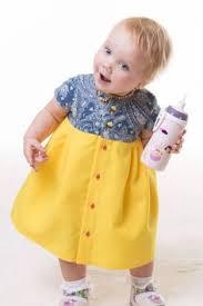 Одежда для девочек, ручной работы. <b>платье детское</b> в горошек ...