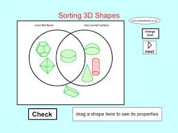 sorting d shapes venn diagram on the app storeipad screenshot