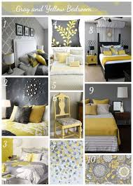 yellow and gray bedroom: little love notes gray yellowthis color combo has grown on me