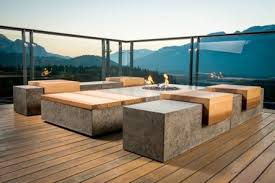 latest craze in european outdoor furniture cement furniture for the outdoor urban area cement furniture