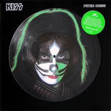 <b>Kiss</b> - <b>Peter Criss</b> / SONY UK LR115LPP - Vinyl