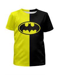 """<b>Футболка</b> с полной запечаткой для девочек """"Бэтмен"""" #1844742 ..."""