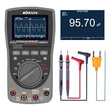 RFElettronica, MUSTOOL <b>MDS8207</b> Multimeter with Intelligent ...