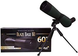 Levenhuk Blaze Base 60 Portable Spotting Scope ... - Amazon.com