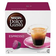 Купить <b>Капсулы для кофемашин</b> NESCAFE Dolce Gusto Espresso ...