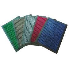<b>Коврик резин ковролин</b> FLOOR MAT 50х70см Стандарт синий