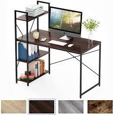 Bestier Computer Desk with Shelves,Writing Desk ... - Amazon.com