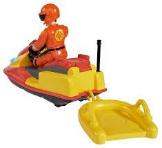 <b>Игровой набор Simba</b> Fireman Sam - Гидроцикл 9251662 купить ...