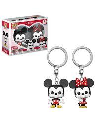 <b>Брелок</b> POP! Keychain: <b>Disney</b>: <b>Mickey</b>: 2PK Mickey & Minnie ...
