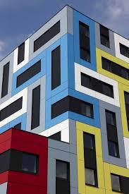 modern exterior cladding panels trespa panels transform the faade into something extraordinary decor design charming home bar design