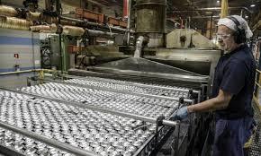 Image result for Produção industrial é a maior para o mês de março desde 2011
