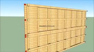 how to built a house   pallets   YouTube