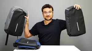 <b>Anti</b>-<b>Theft Waterproof Backpack</b> Review - YouTube